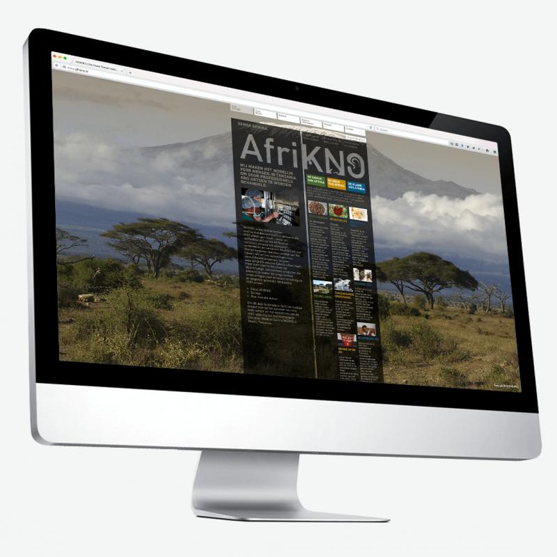 WEBSITE • AFRIKNO