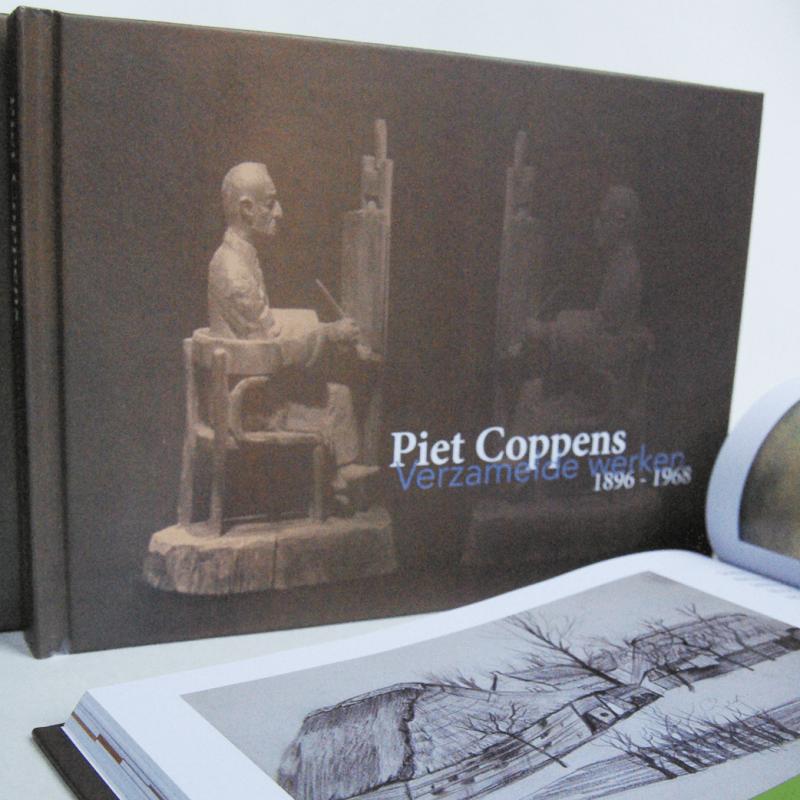 BOEK • PIET COPPENS – VERZAMELDE WERKEN  1896-1968
